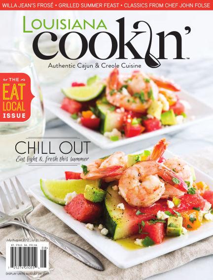 Louisiana Cookin' June 13, 2017 00:00