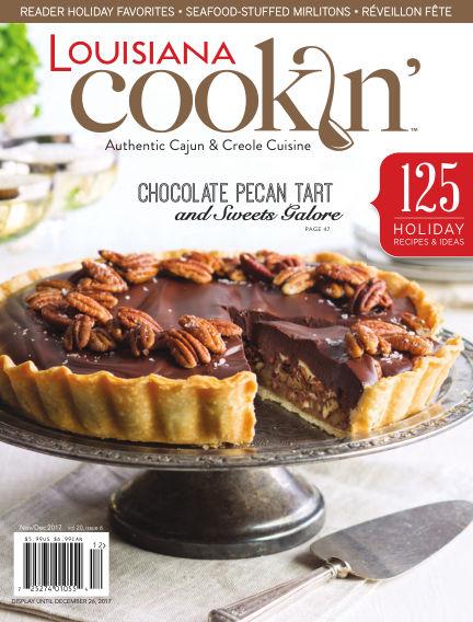 Louisiana Cookin' October 10, 2017 00:00