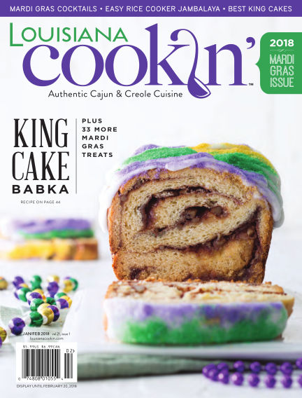 Louisiana Cookin' December 12, 2017 00:00