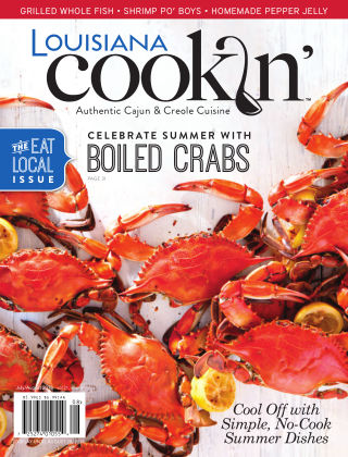 Louisiana Cookin' July/August 2018