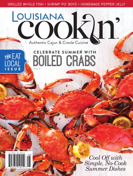 Louisiana Cookin' June 02, 2018 00:00