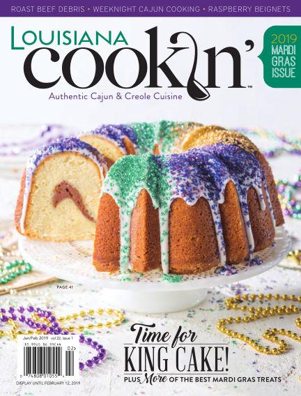 Louisiana Cookin' December 11, 2018 00:00