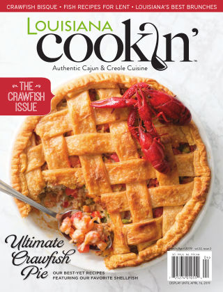 Louisiana Cookin' March/April 2019