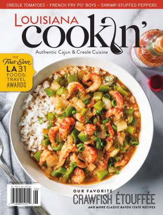 Louisiana Cookin' May/June 2019