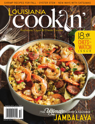 Louisiana Cookin' Sept/Oct 2019