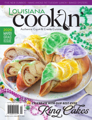 Louisiana Cookin' Jan/Feb 2020