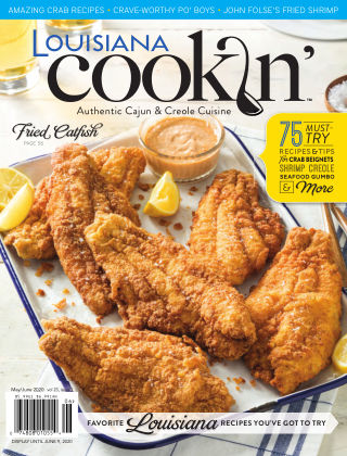 Louisiana Cookin' May/June 2020