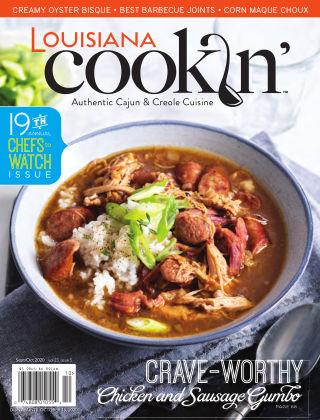 Louisiana Cookin' Sept/Oct 2020