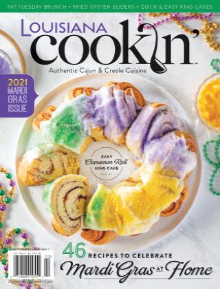 Louisiana Cookin' Jan/Feb 2021