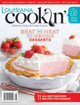 Louisiana Cookin' July/August 2021