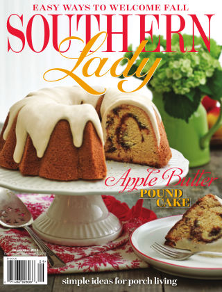 Southern Lady JUly/August 2015