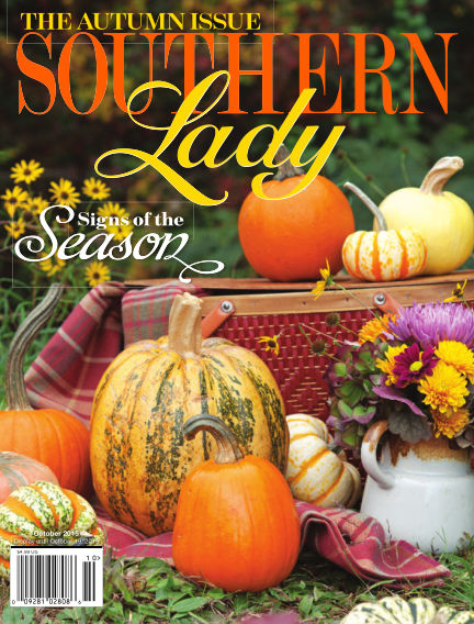 Southern Lady October 08, 2015 00:00