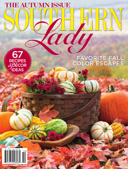 Southern Lady August 29, 2017 00:00