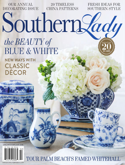 Southern Lady December 12, 2017 00:00