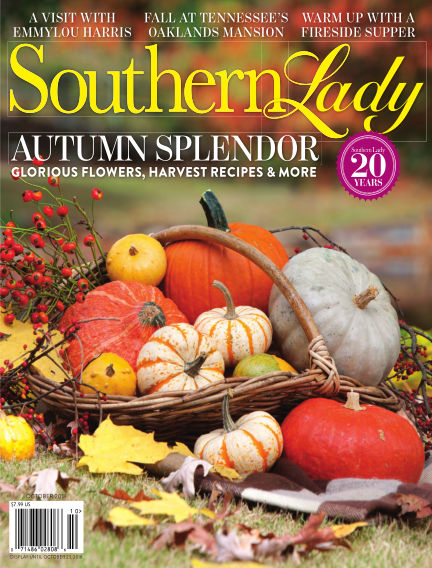Southern Lady August 28, 2018 00:00