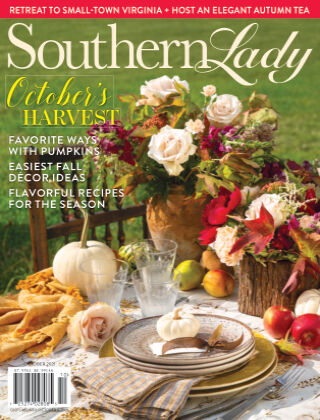 Southern Lady October 2021