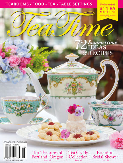 TeaTime March 19, 2019 00:00