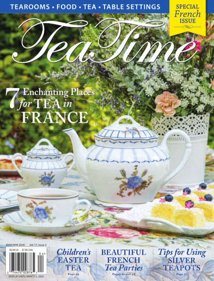 TeaTime March 11, 2020 00:00