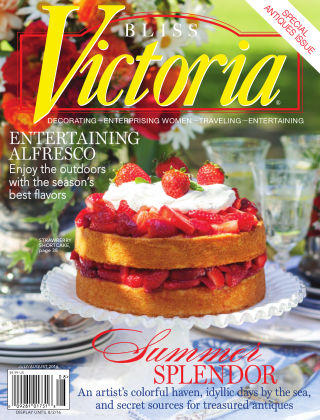 Victoria July/August 2016