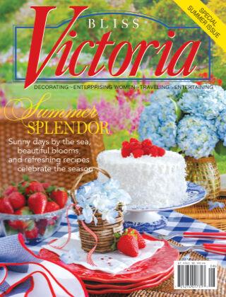 Victoria July/August 2021
