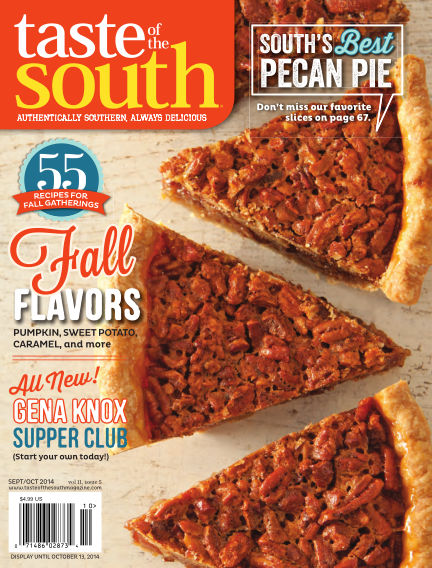Taste of The South August 18, 2014 00:00