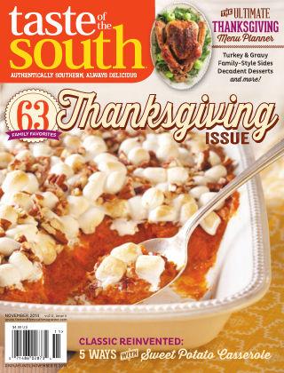 Taste of The South November 2014