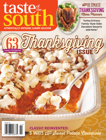 Taste of The South October 14, 2014 00:00