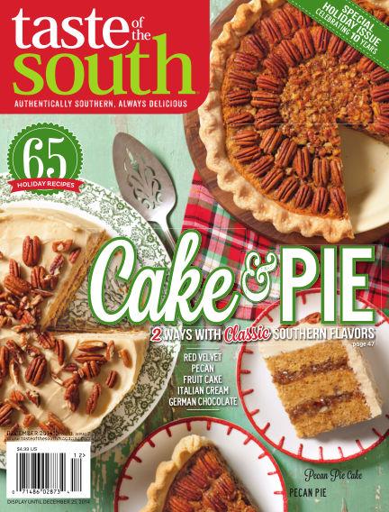 Taste of The South November 07, 2014 00:00