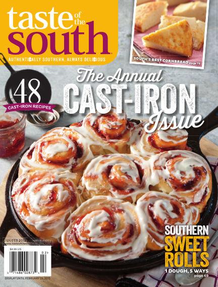 Taste of The South December 12, 2014 00:00