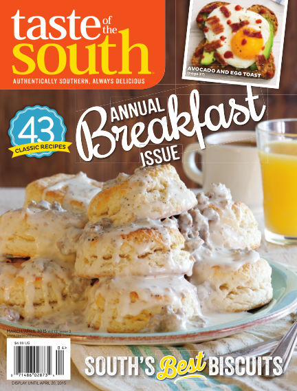 Taste of The South February 13, 2015 00:00