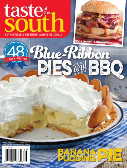 Taste of The South April 10, 2015 00:00