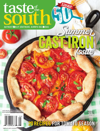 Taste of The South July/August 2015