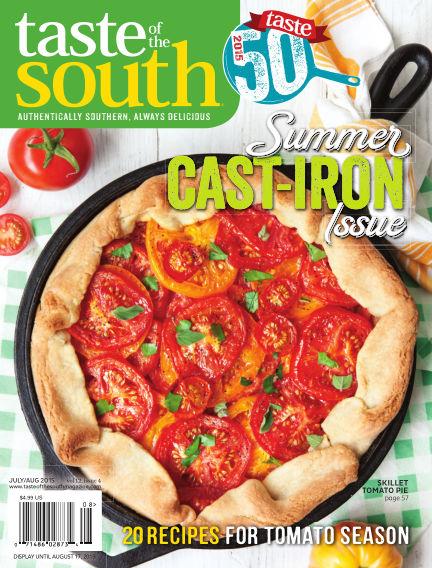 Taste of The South June 12, 2015 00:00