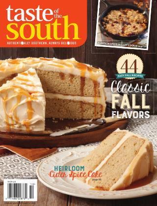 Taste of The South Sept/Oct 2015