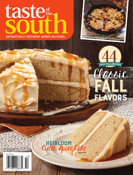 Taste of The South August 06, 2015 00:00
