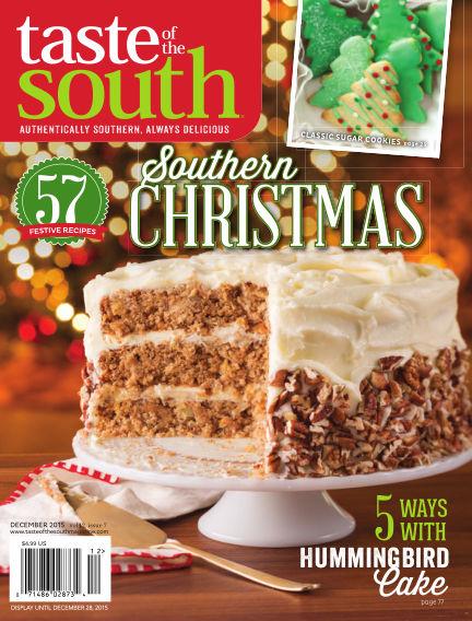 Taste of The South November 06, 2015 00:00