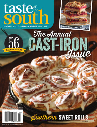 Taste of The South JanFeb 2016