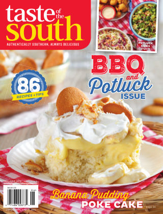 Taste of The South MayJune 2016
