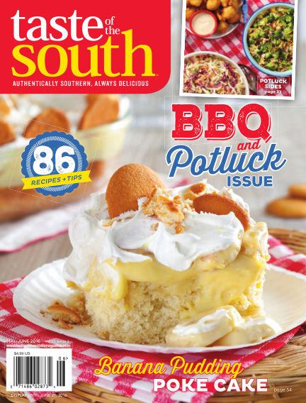 Taste of The South April 05, 2016 00:00