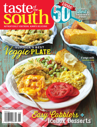 Taste of The South July/August 2016