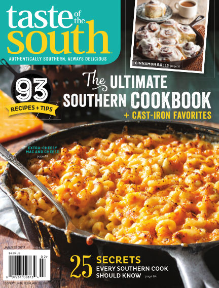 Taste of The South December 06, 2016 00:00