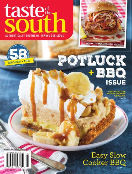 Taste of The South April 11, 2017 00:00