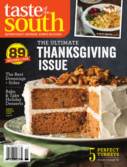 Taste of The South October 03, 2017 00:00