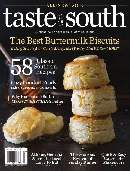 Taste of The South December 12, 2017 00:00