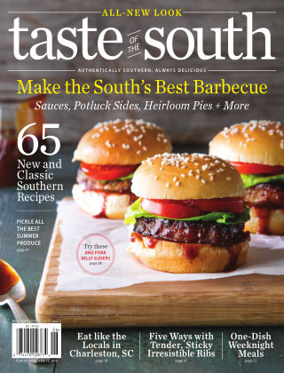 Taste of The South May/June 2018