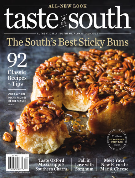 Taste of The South August 28, 2018 00:00