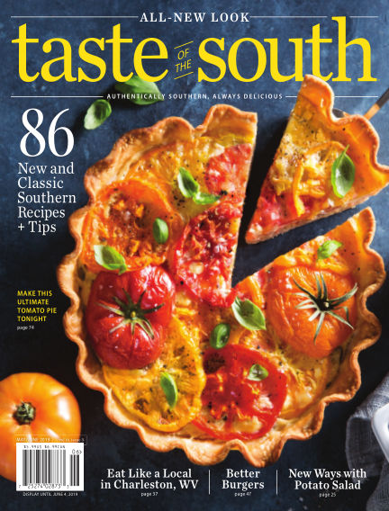 Taste of The South March 19, 2019 00:00