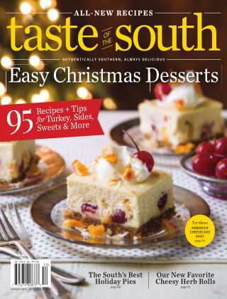Taste of The South Nov/Dec 2019