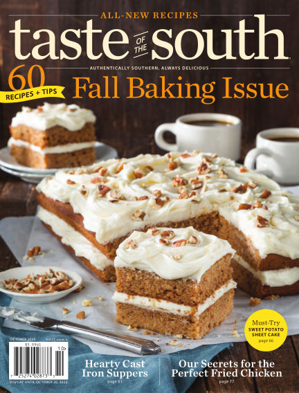 Taste of The South August 18, 2020 00:00