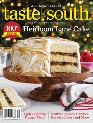 Taste of The South Nov/Dec 2020